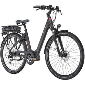 Ortler Montana Eco E-Trekking Bike black